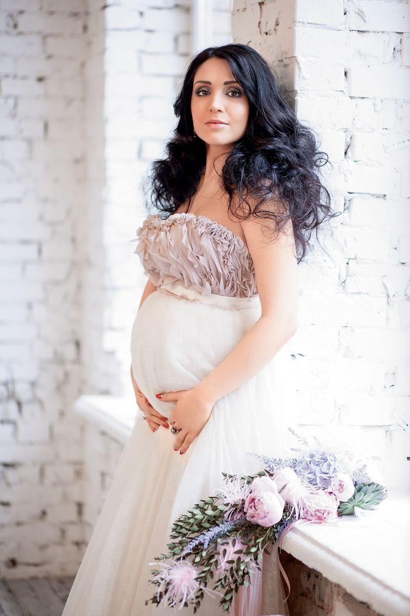Ангелина Завальская беременная