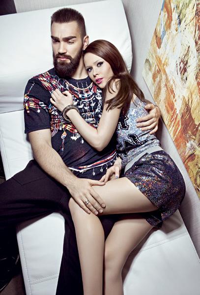 The Hardkiss Юлия Санина и Валерий Бебко