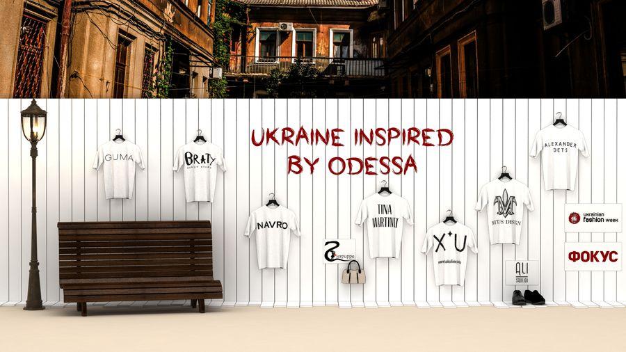 Ukraine Inspired by Odessа