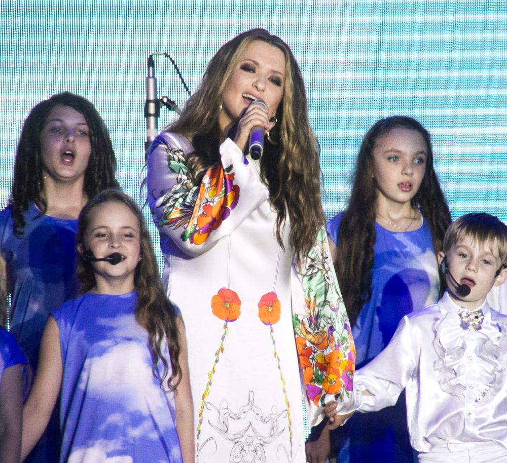 Наталья Могилевская концерт