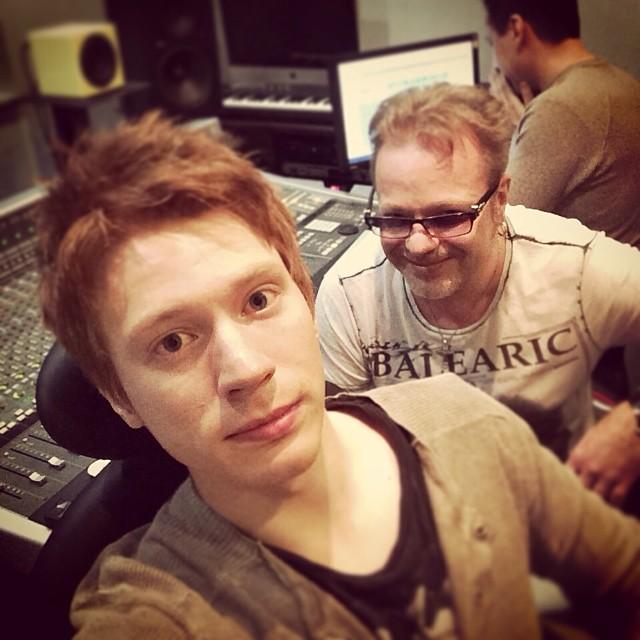 Владимир Пресняков и Никита Пресняков