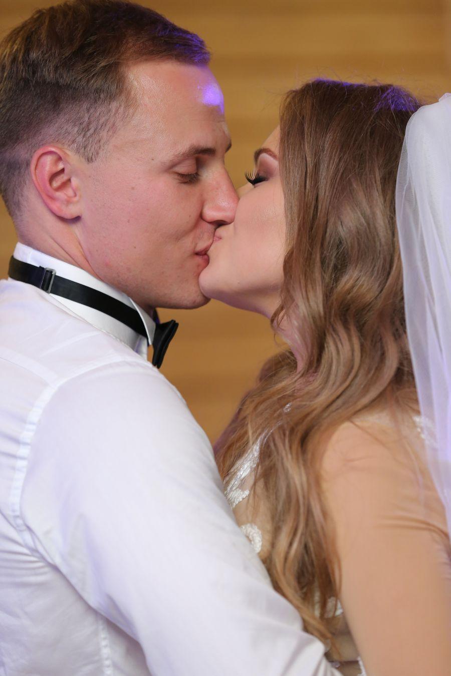 Яна Соломко и ее муж