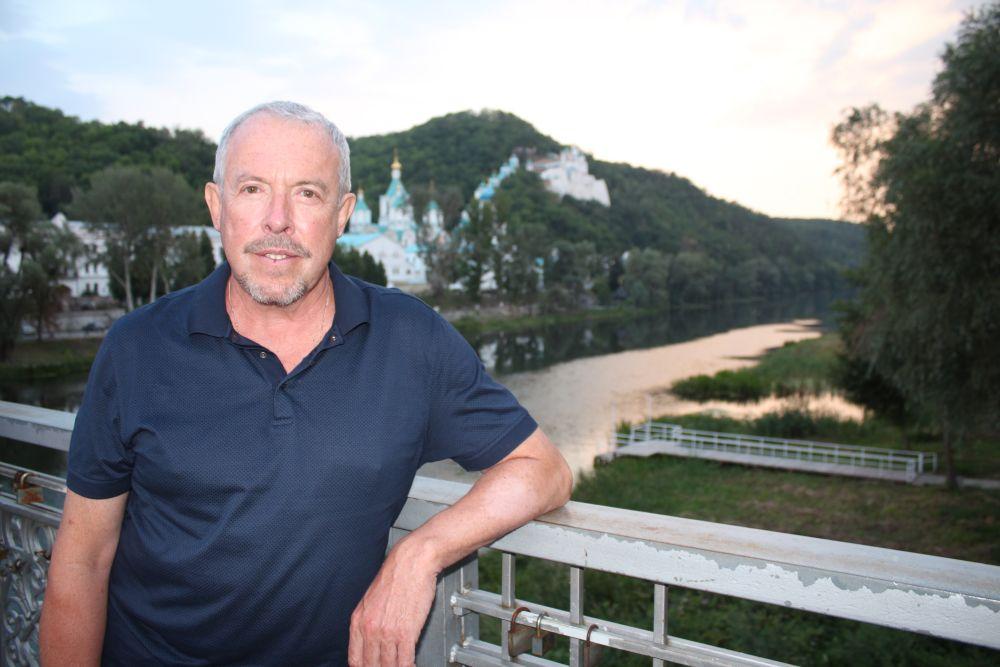 Андрей Макаревич на востоке Украины