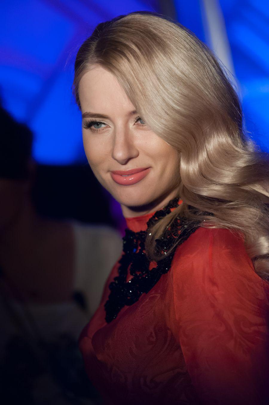 Ольга Горбачева после родов