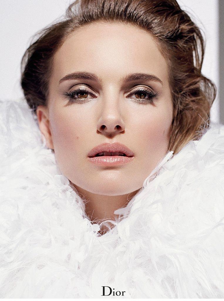 Натали Портман в рекламе Dior