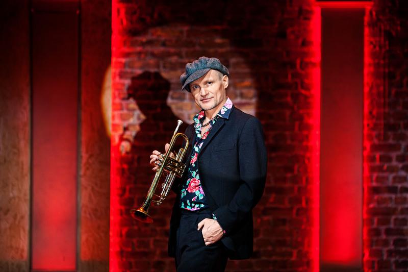 Олег Скрипка створює культуру нового українського джазу