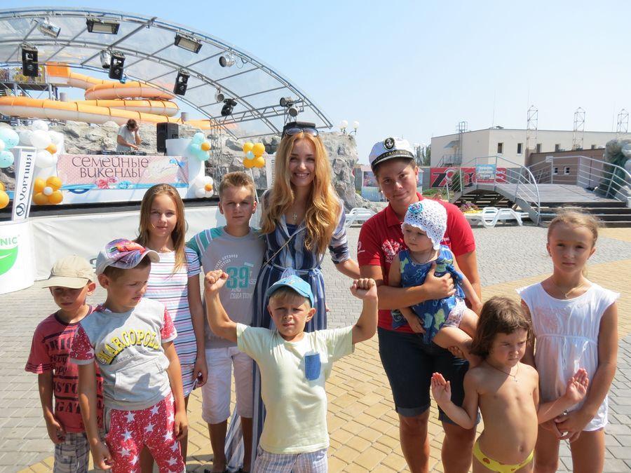 Семейные Викенды с Викторией Чекурдой