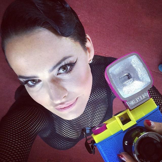 Даша Астафьева снялась в новой откровенной фотосессии