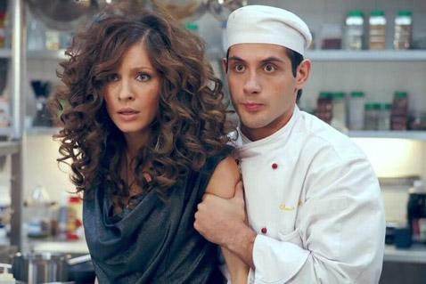 Макс из кухни занимается порно
