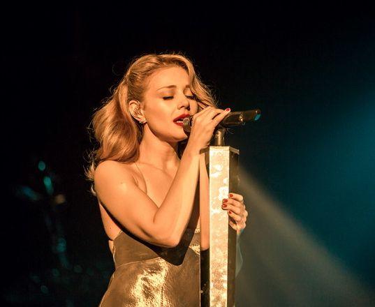 Тина Кароль дала сольный концерт в Киеве по просьбам зрителей
