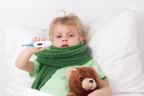 Ребенок заболел2
