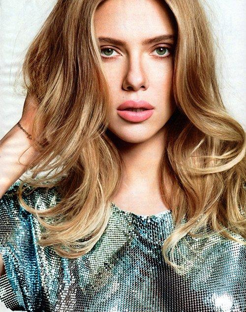 Скарлетт Йоханссон поделилась секретом своей красоты