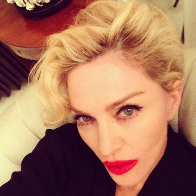 Мадонна показала своих взрослых детей