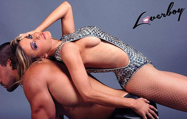Кармен Электра демонстрирует сексуальность