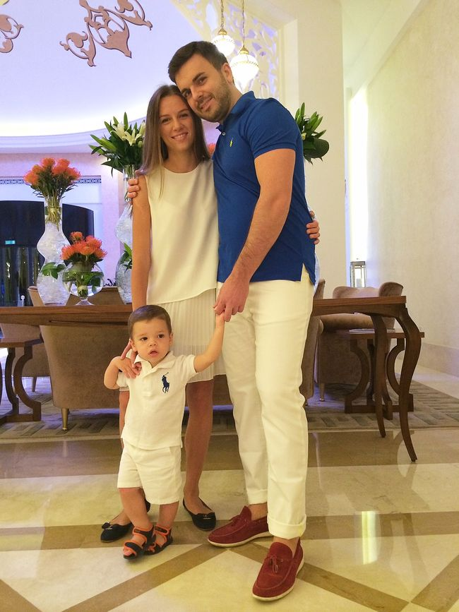 Григорий Решетник провел пять роскошных дней в Дубае