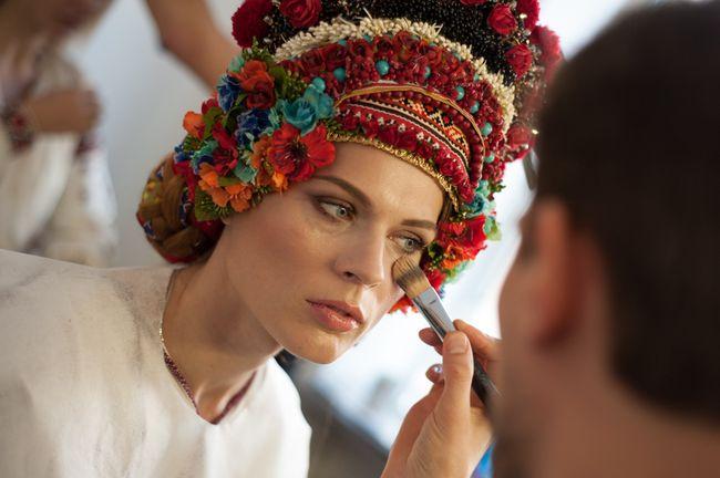 Ольга Фреймут в проекте Щирі