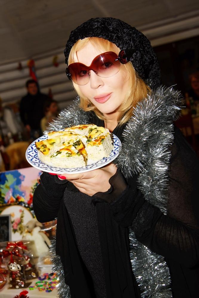 Ирина Билык поделилась рецептом мясного пирога