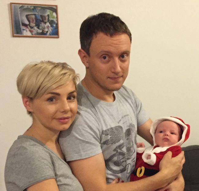Наталья Гордиенко впервые показала маленькую дочь