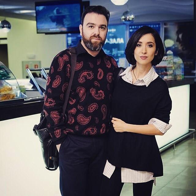 Анна Завальская показала мужа