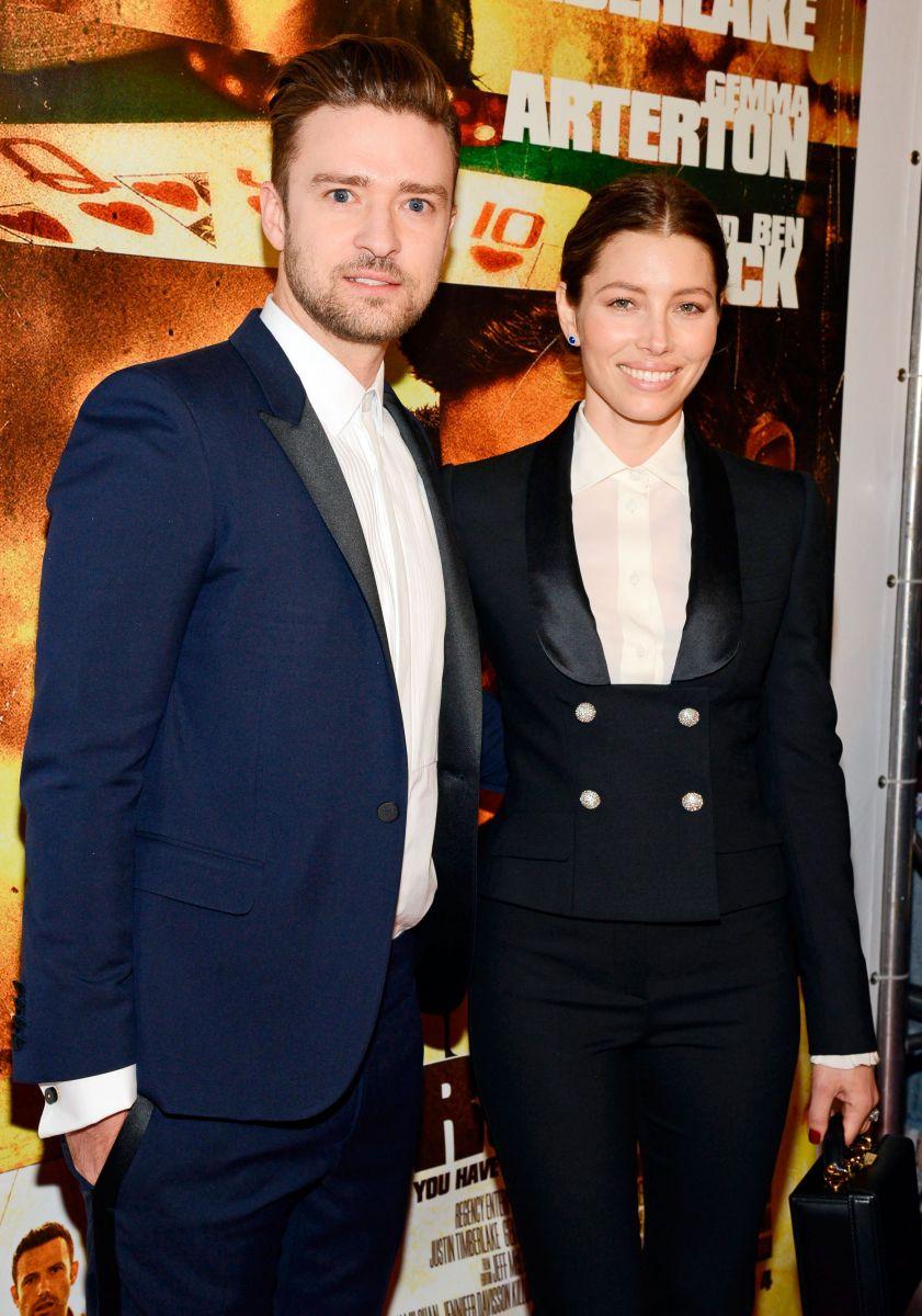 Джастин Тимберлейк впервые показал фото с беременной женой