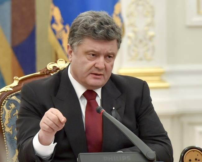 Петр Порошенко прокомментировал смерть Кузьмы Скрябина