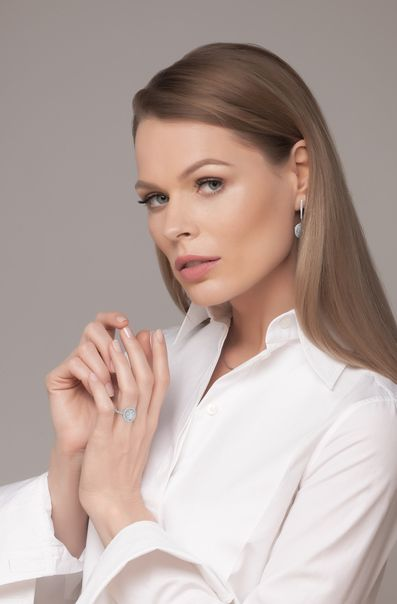 Ольга Фреймут стала лицом ювелирного бренда