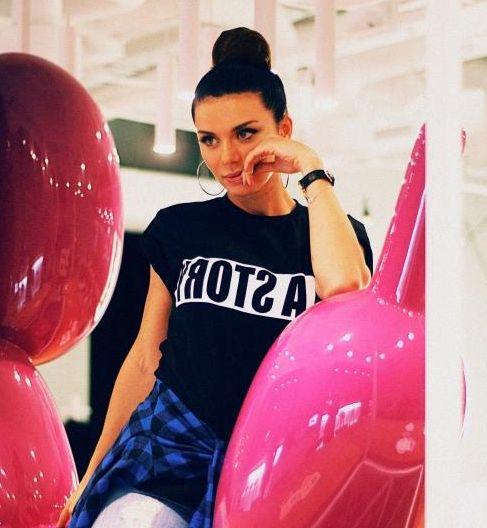 Анна Седокова о дочках и любимом мужчине: Я очень счастливый человек