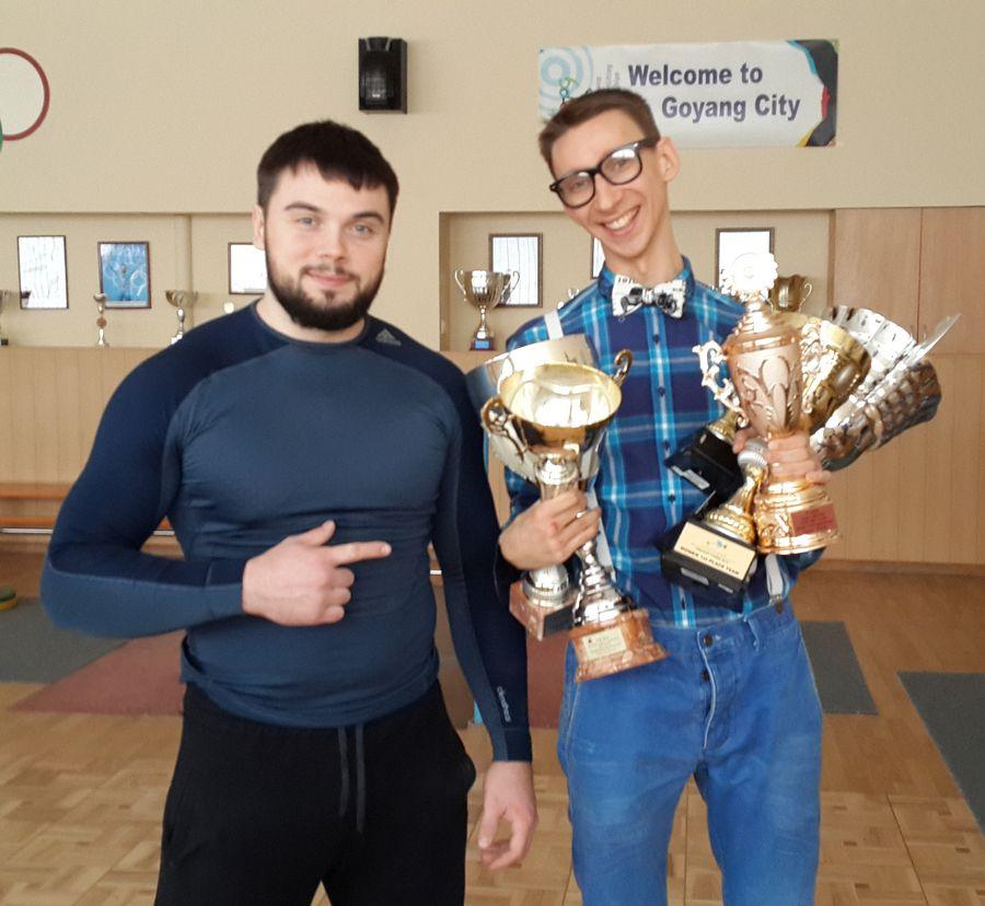 Вячеслав Соломка поборол депрессию благодаря спорту