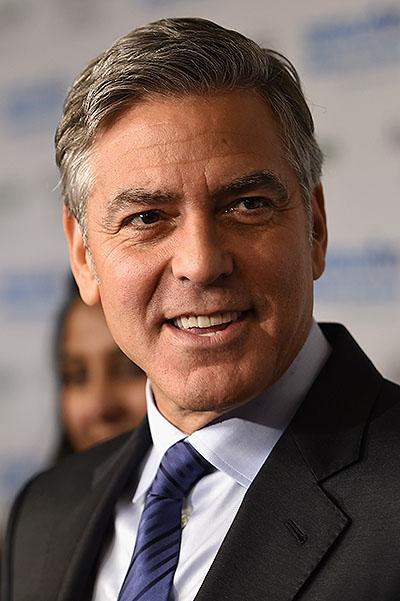 Женат, но одинок: Джордж Клуни вновь появился на мероприятии без Амаль Аламуддин