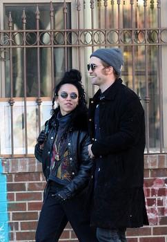 СМИ: Роберт Паттинсон и Талия Бернетт обменялись обручальными кольцам