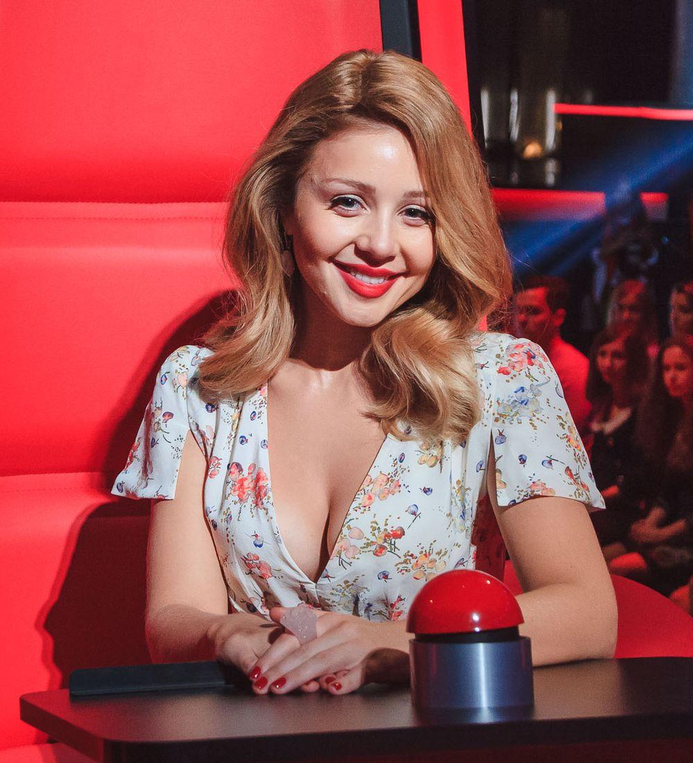 Тина Кароль на шоу Голос країни-5