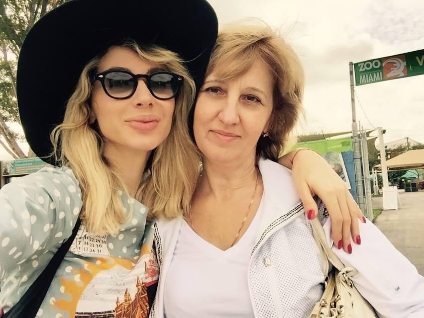 Светлана Лобода и ее мама