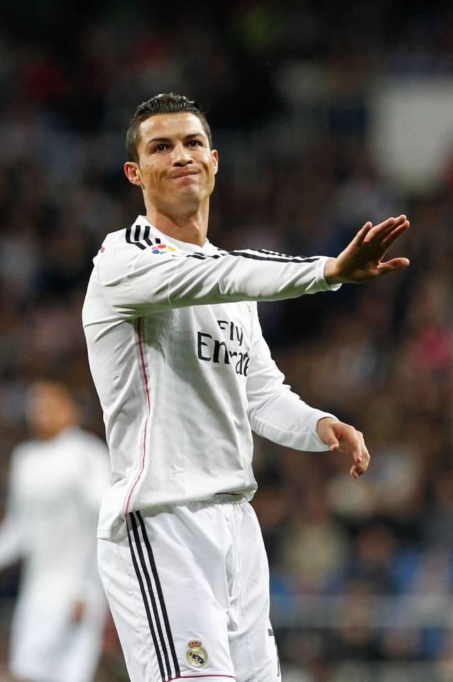 Криштиану Роналду объявил бойкот прессе