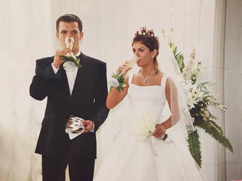 Свадьба продюсера Loboda Нателлы Крапивиной: эксклюзивные фото из личного архива