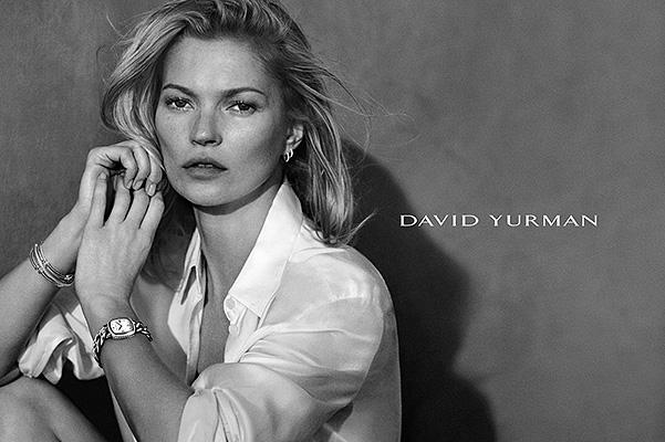 Загадочная и прекрасная Кейт Мосс снялась в рекламе ювелирного бренда