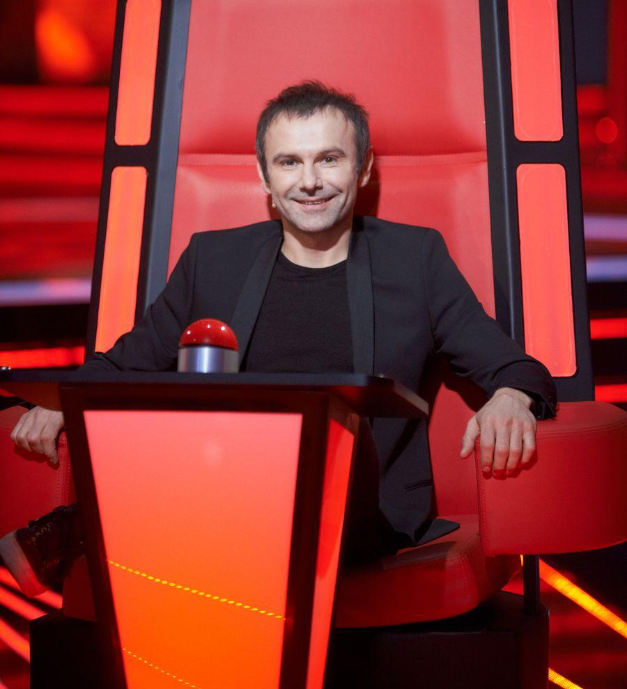 Святослав Вакарчук на шоу Голос країни