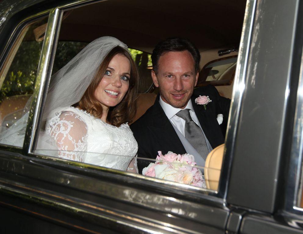 Родители Кристиана Хорнера осудили его брак с бывшей Spice Girl Джери Холлиуэл
