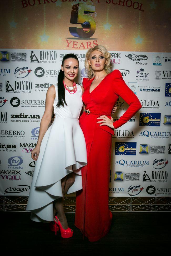 Светлана Вольнова и Татьяна Бойко