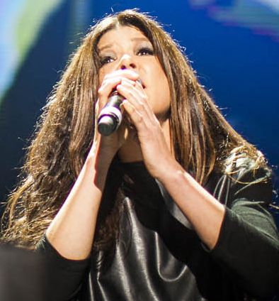 Руслана выступила на концерте памяти Кузьмы Скрябина