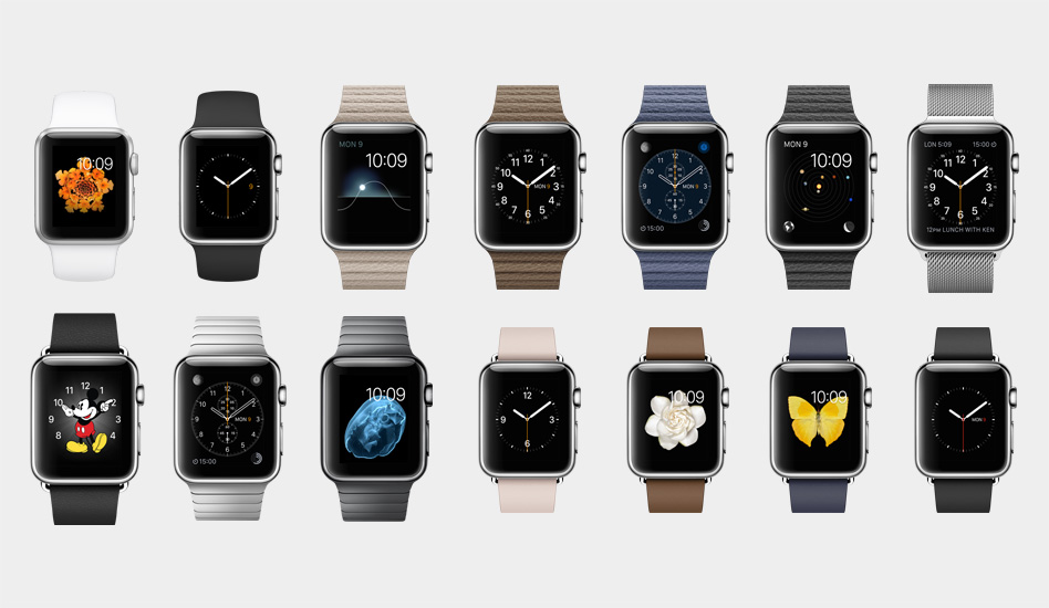 Apple Watch – умные часы с большими возможностями