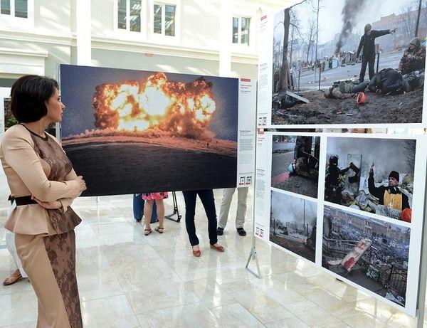 В Киеве стартовала выставка World Press Photo'15