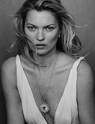 Фотофакт: красотка Кейт Мосс заметно постарела