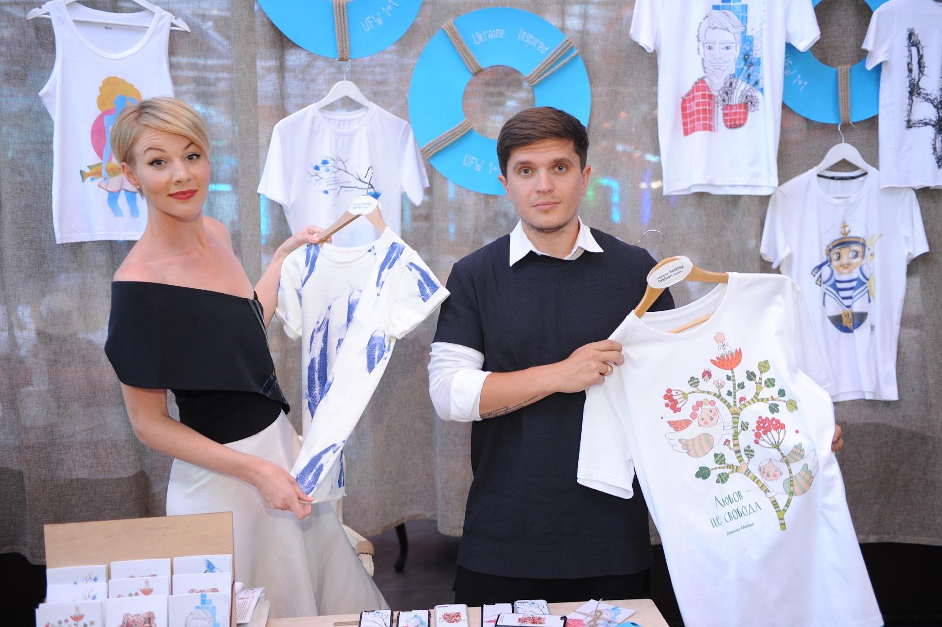 марина леончук  и анатолийанатолич в одессе о моде