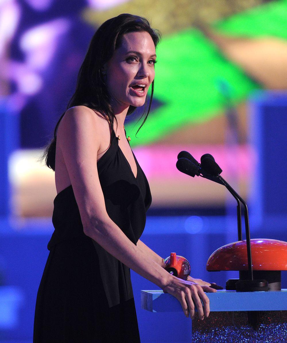 Анджелина Джоли в новой потрясающей роли