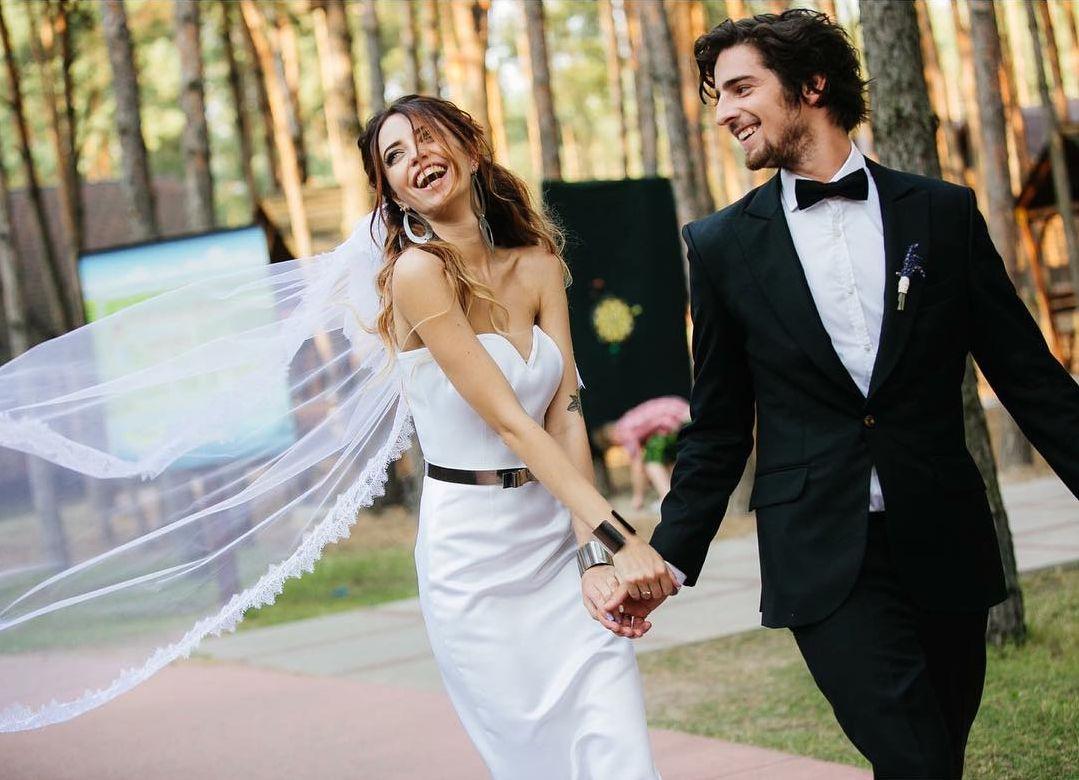 Надежда Дорофеева и Владимир Дантес поженились