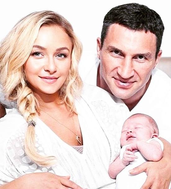 в сети появился снимок дочери Кличко и Панеттьери