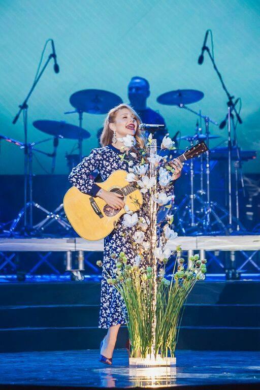 Скрябин, Наталья Могилевская, Тина Кароль: звезды на концерте ко Дню Независимости Украины