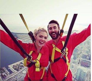 Супермодель Кейт Аптон впервые показала возлюбленного