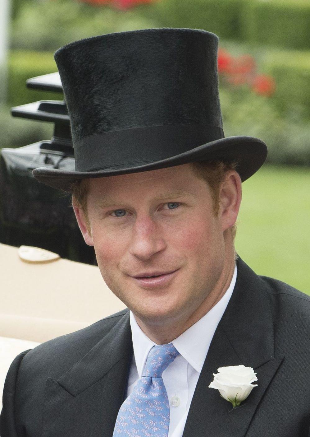 Снова вместе: принц Гарри встречается с бывшей?