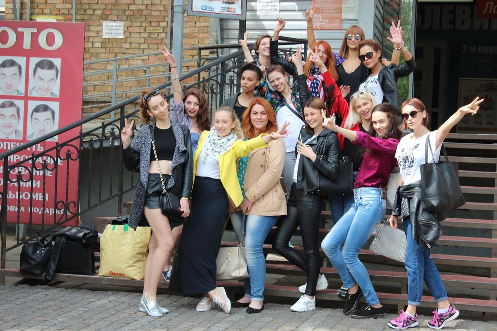 Участницы Супермодель по-украински подрались во время показа